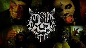 "So Sick Social Club – ""Sweet Nothing"" w/ Onyx, Psych Ward, Bishop Brigante, Tom Savini & Ox"